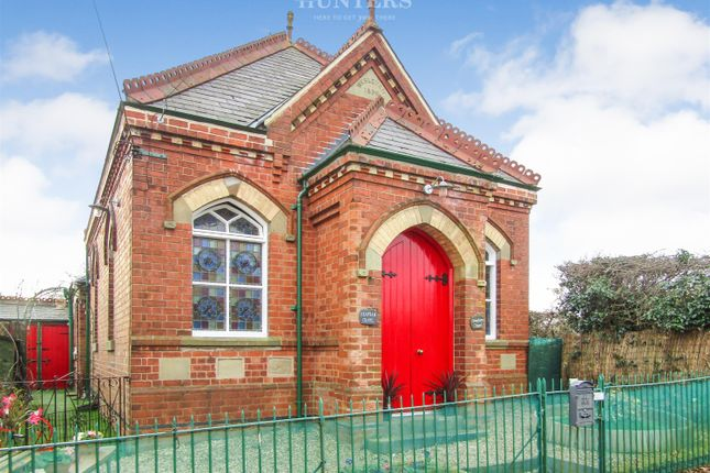 Thumbnail Detached house for sale in Heapham, Gainsborough