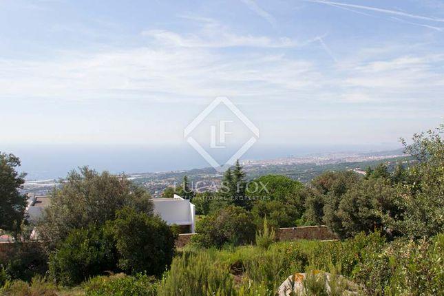 Thumbnail Land for sale in Spain, Barcelona North Coast (Maresme), Supermaresme, Lfs7075