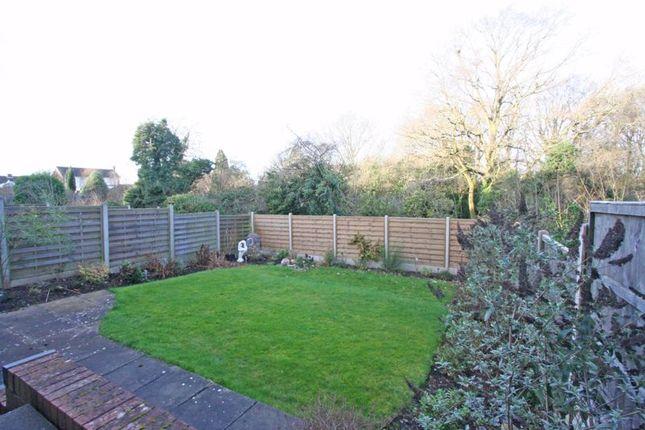 Rear Garden of Stourbridge, Pedmore, Compton Road DY9
