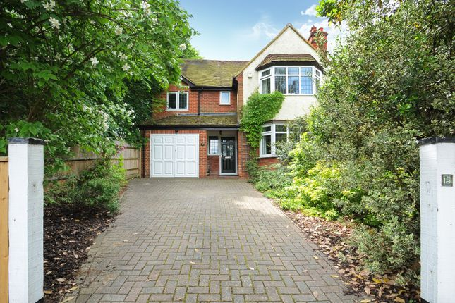 Thumbnail Semi-detached house for sale in Allcroft Road, Reading