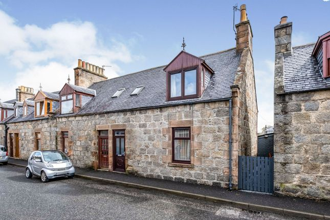 3 bed end terrace house for sale in Church Street, Huntly AB54