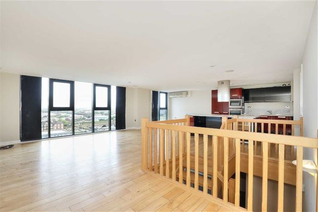 Thumbnail Flat to rent in Blonk Street, City Centre, Sheffield
