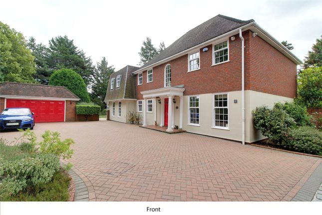 Thumbnail Detached house for sale in Manor House Court, Heath Road, Reading, Berkshire