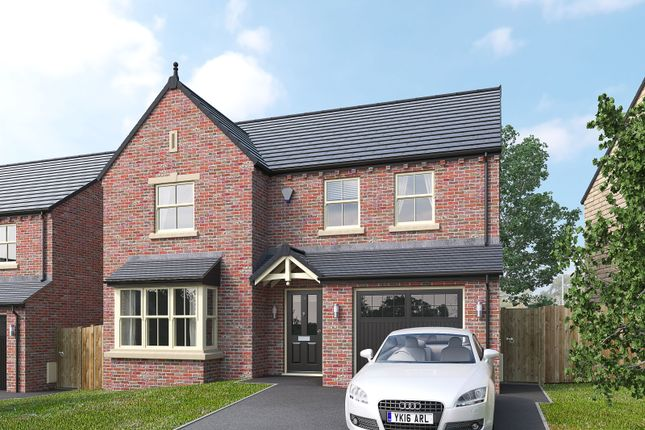 Thumbnail Detached house for sale in Colders Lane, Meltham, Holmfirth