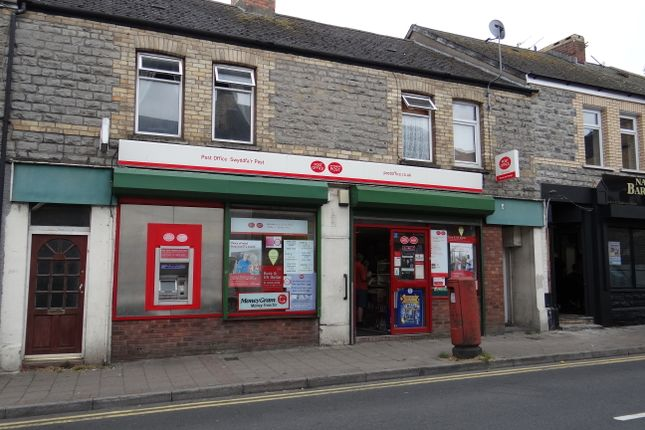 Thumbnail Retail premises for sale in Barry Road, Barry, Vale Of Glamorgan
