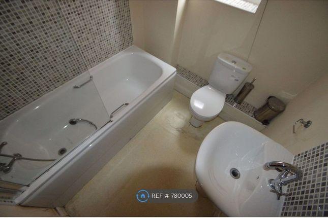 Bathroom of Mackworth Street, Manchester M15
