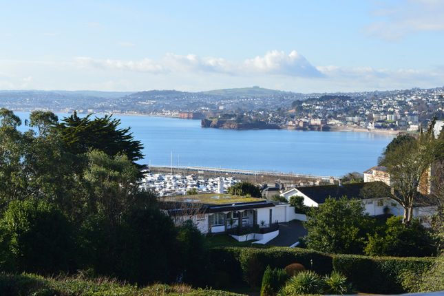 Thumbnail Flat for sale in Braddons Hill Road East, Torquay