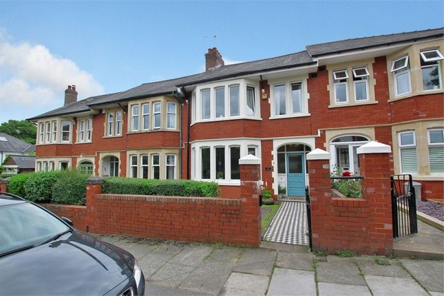 Thumbnail Terraced house for sale in Windermere Avenue, Roath Park, Cardiff