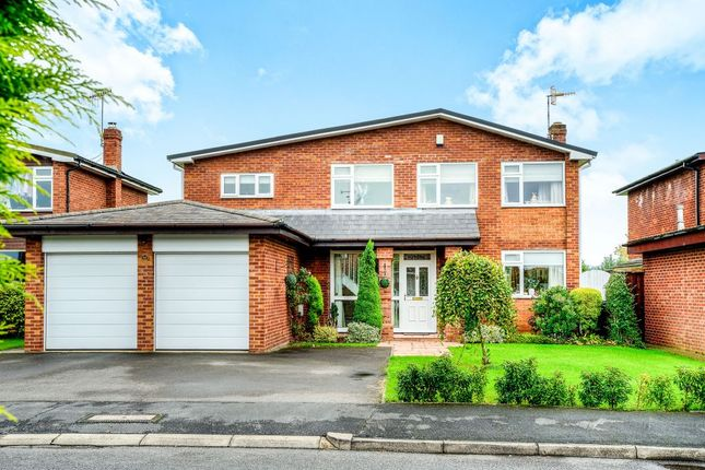 Thumbnail Detached house for sale in Dugard Place, Barford, Warwick, Warwickshire