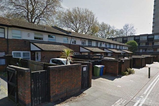 Thumbnail Terraced house for sale in Frankland Close, London
