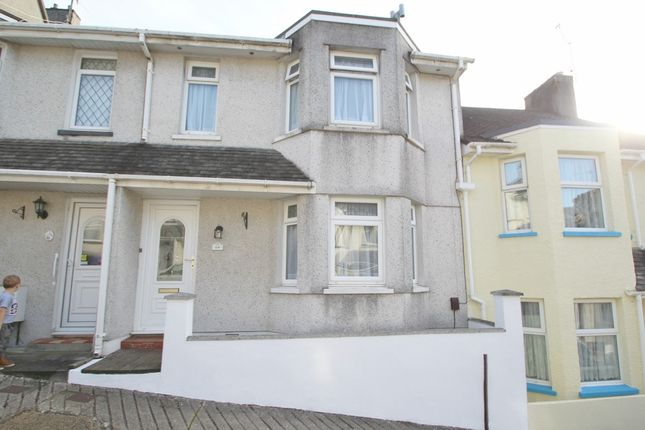 Thumbnail Terraced house for sale in Warleigh Avenue, Keyham, Plymouth