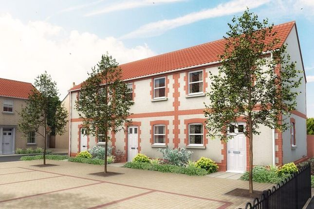 Thumbnail Terraced house for sale in Stowfields, Downham Market