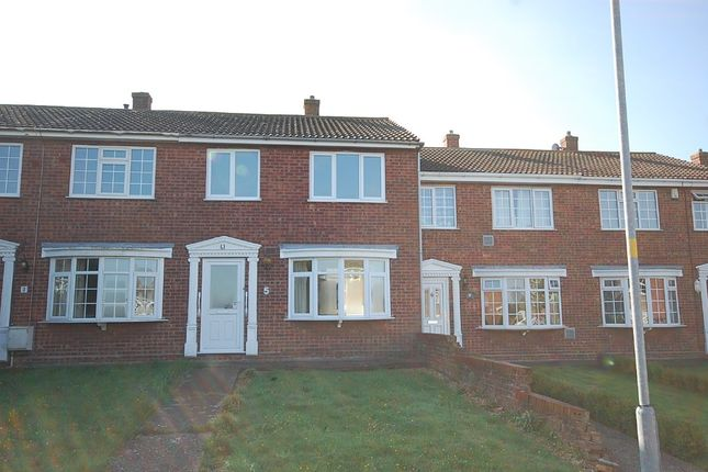Thumbnail Terraced house to rent in Joel Square, Cranwell
