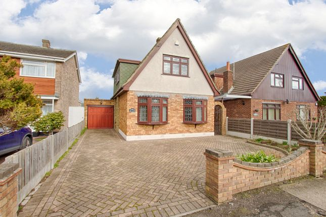 Thumbnail Detached house for sale in Linden Road, Benfleet