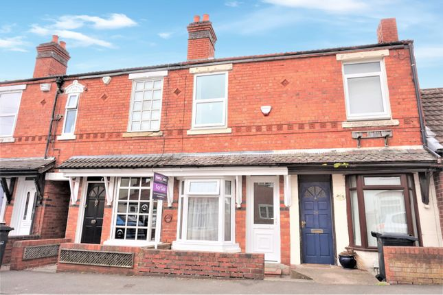 Thumbnail Terraced house for sale in Cottage Street, Kingswinford