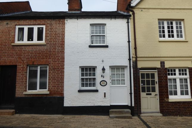 Thumbnail Terraced house to rent in West Street, Henley On Thames