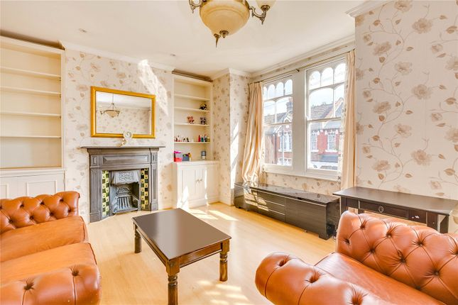 Thumbnail Maisonette for sale in Collingbourne Road, Shepherds Bush, London