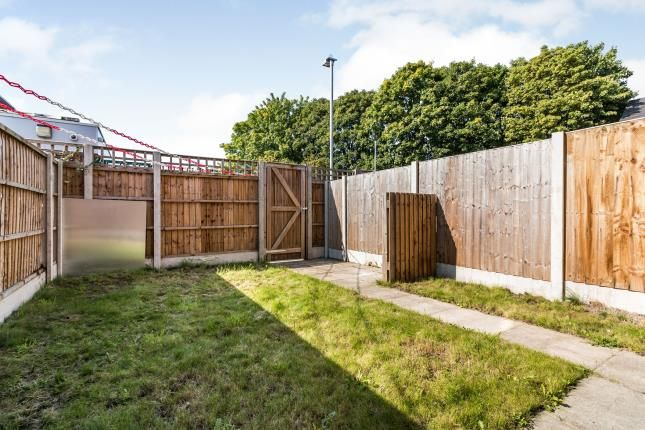 Rear Garden of Anvil Place, Hulme, Manchester, Greater Manchester M15
