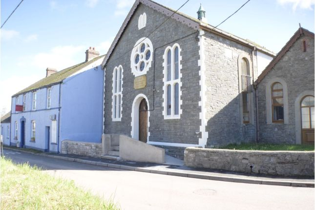 Thumbnail Detached house for sale in Llansaint, Llanelli