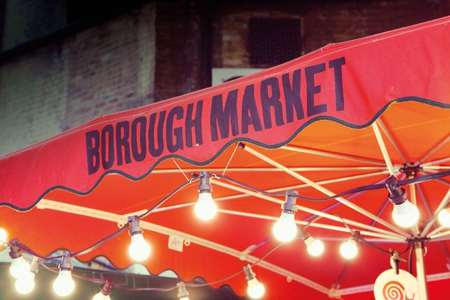 Borough Market of 58 Grange Road, Bermondsey SE1
