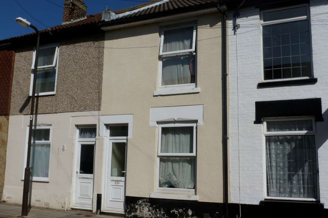 Thumbnail Terraced house to rent in Highland Street, Southsea