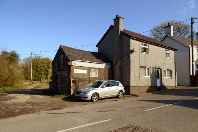 Sarn, Pen Llyn, Llyn Peninsula, North West Wales LL53
