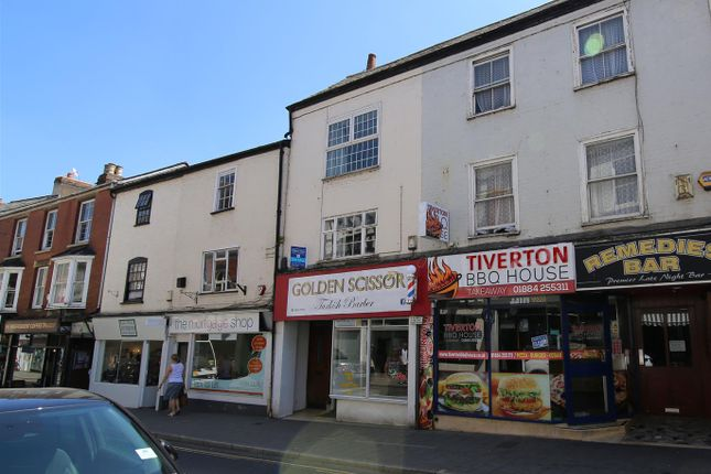 Thumbnail Maisonette for sale in John Greenway Close, Gold Street, Tiverton