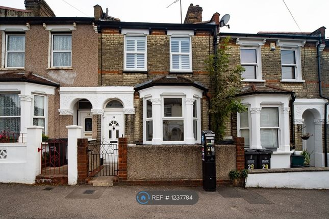 Thumbnail Terraced house to rent in Thirsk Road, London