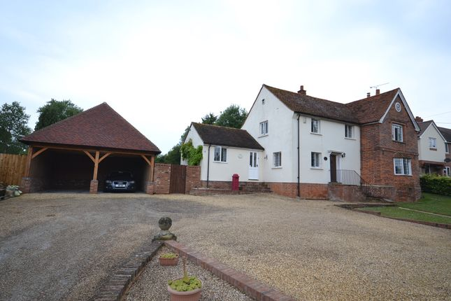 Thumbnail Detached house for sale in Duck Street, Little Easton