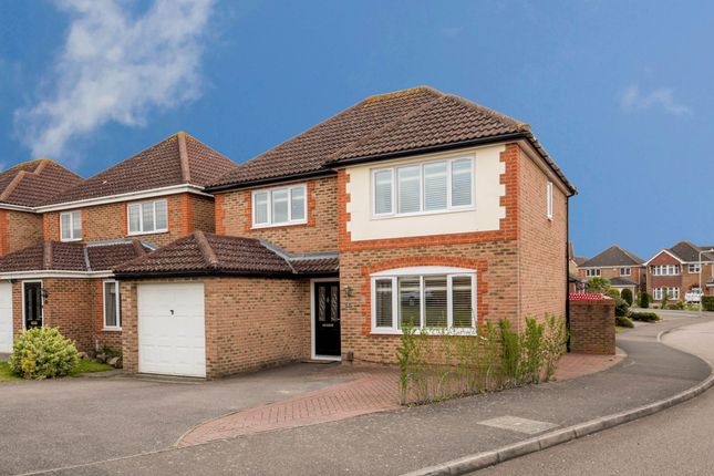 4 bed detached house for sale in Romulus Gardens, Kingsnorth, Ashford