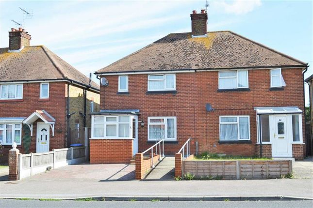 3 bed semi-detached house for sale in Westover Road, Broadstairs