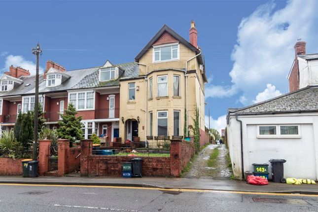 Thumbnail End terrace house for sale in Stow Hill, Newport