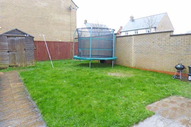 Garden of Kilford Close, Amesbury, Salisbury SP4