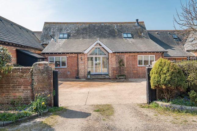 Thumbnail Barn conversion for sale in Whippingham Road, Whippingham