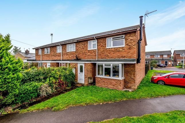 Thumbnail Terraced house for sale in High Road, Shillington, Hitchin