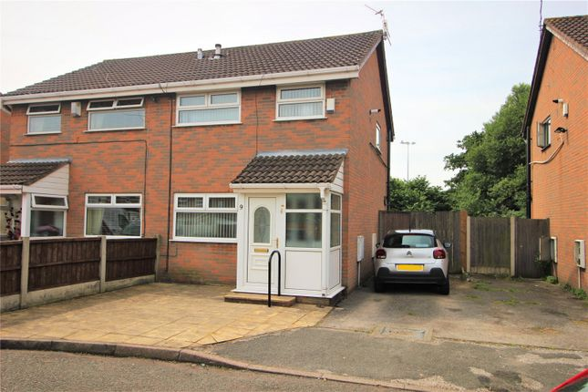 Thumbnail Semi-detached house for sale in Camdale Close, Liverpool, Merseyside