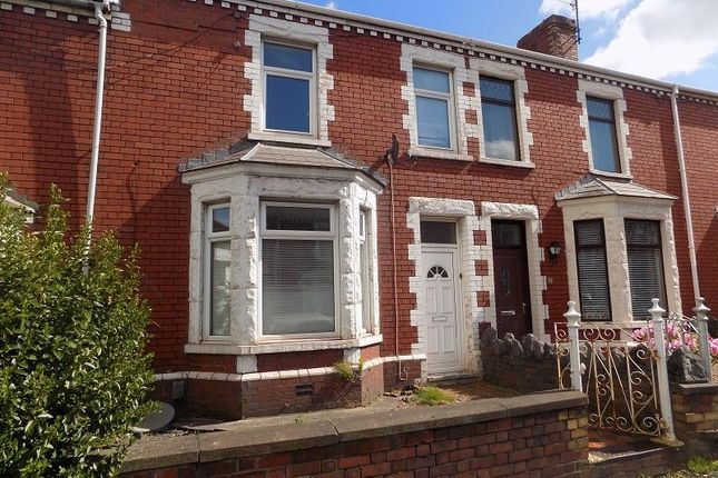 Thumbnail Terraced house to rent in Tanygroes Street, Port Talbot, Neath Port Talbot.