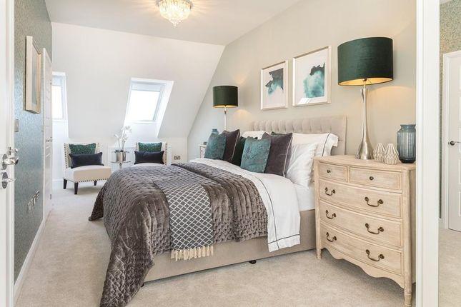 "Master Bedroom of ""Norbury"" at Cricket Field Grove, Crowthorne RG45"