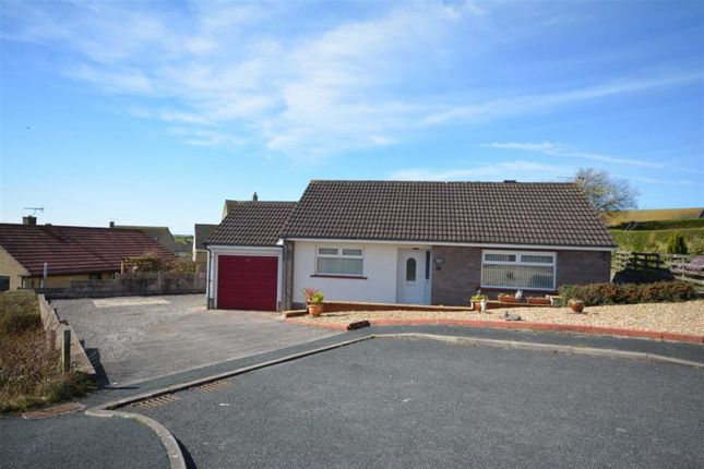 Thumbnail Detached bungalow for sale in Thirlmere Close, Millom, Cumbria