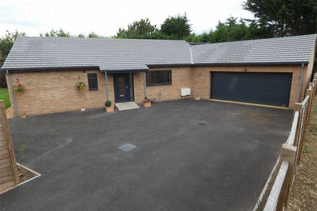Thumbnail Detached bungalow for sale in St Johns Road, Fletton, Peterborough, Cambridgeshire