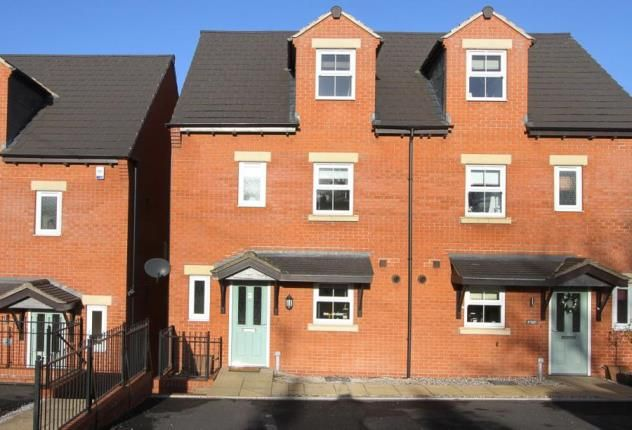 4 bed semi-detached house for sale in College Mews, Church Street, Clowne, Chesterfield