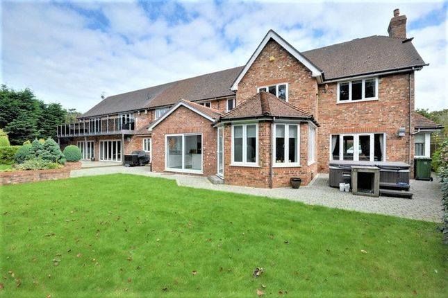 Thumbnail Detached house for sale in Mayfield Court, Victoria Road, Formby, Liverpool