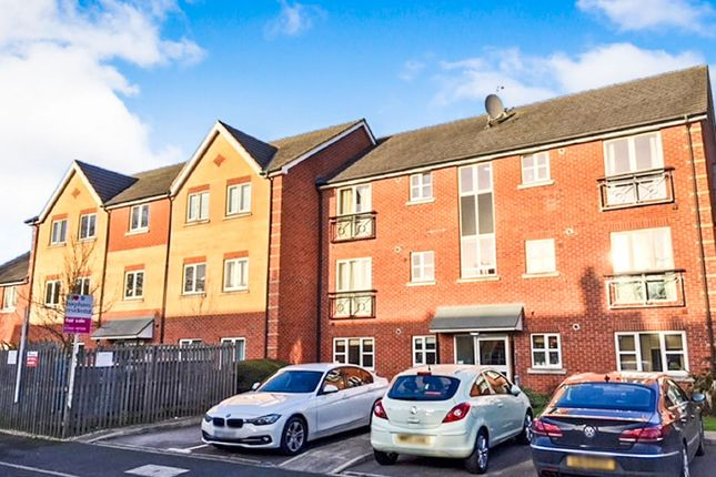 Thumbnail Flat for sale in Ashwood Close, Derby