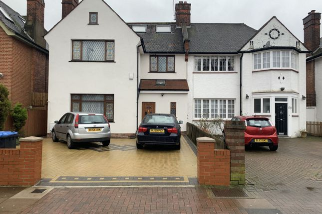 Thumbnail Room to rent in Staverton Road, Willesden Green