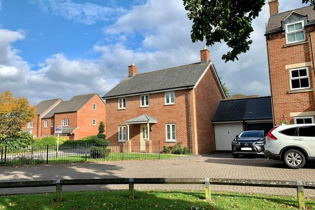 Thumbnail Detached house for sale in Mount Pleasant Kingsway, Quedgeley, Gloucester