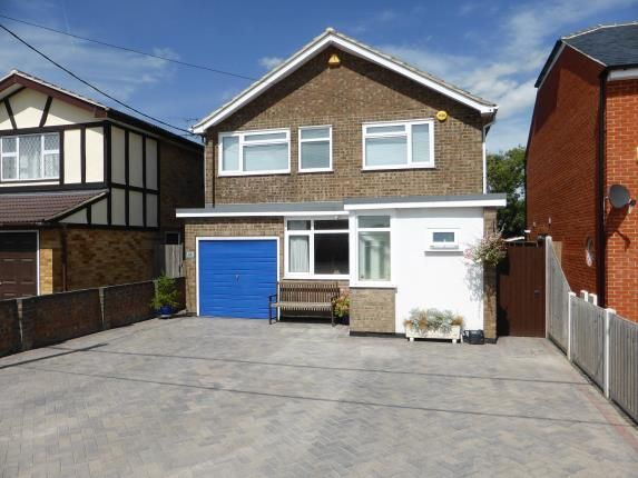 Thumbnail Detached house for sale in Windermere Avenue, Hullbridge, Hockley