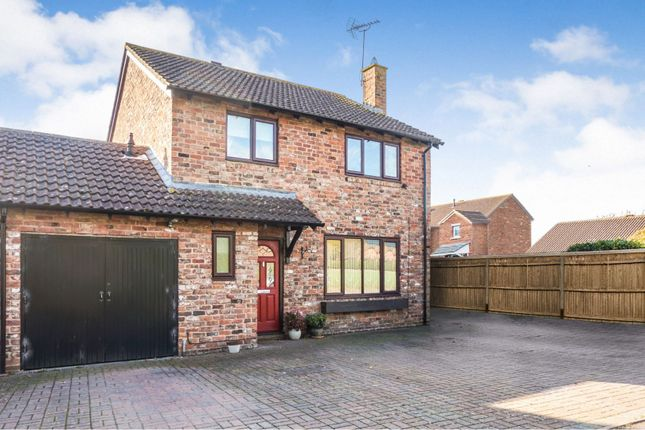 Thumbnail Link-detached house for sale in Wheatfields, Didcot
