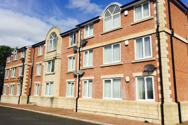 Thumbnail Flat to rent in Bebside Hall, Bebside, Blyth