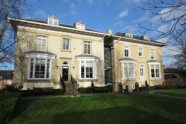 Thumbnail Flat to rent in Mill Mount, York