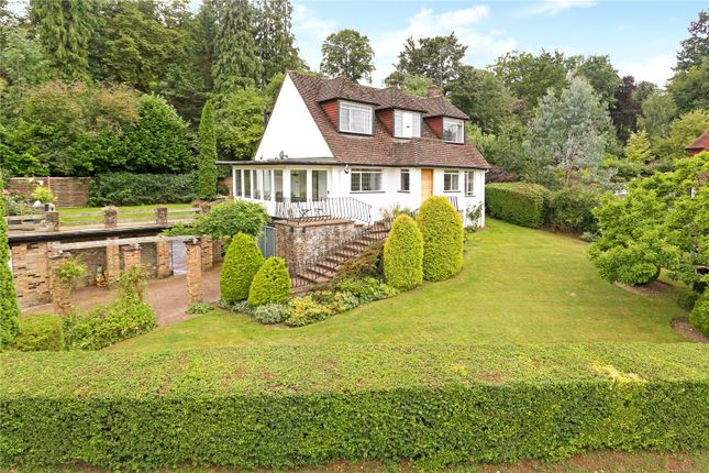 4 bed detached house for sale in Overstream, Loudwater, Rickmansworth, Hertfordshire WD3